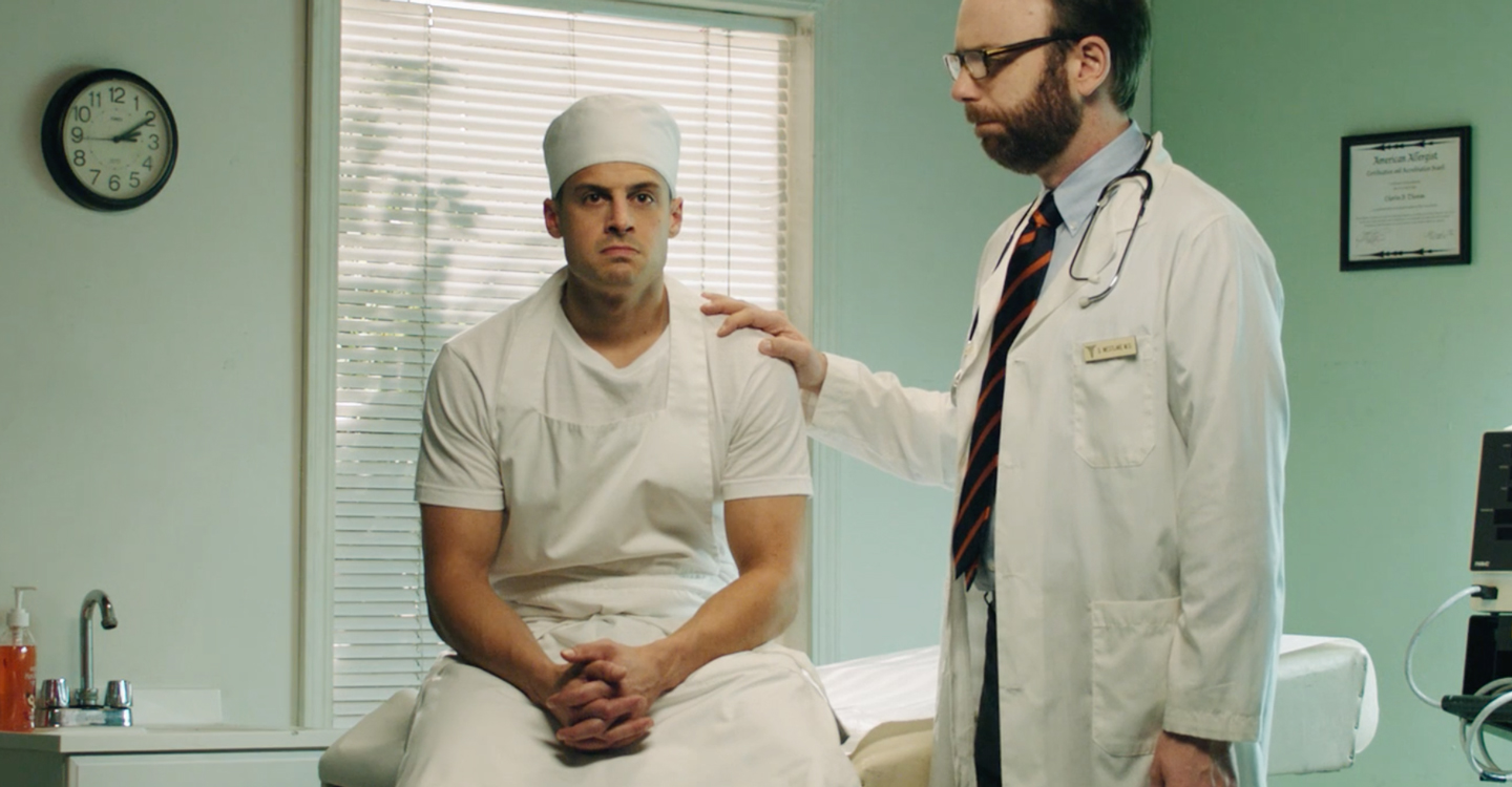 doctor and patient video still