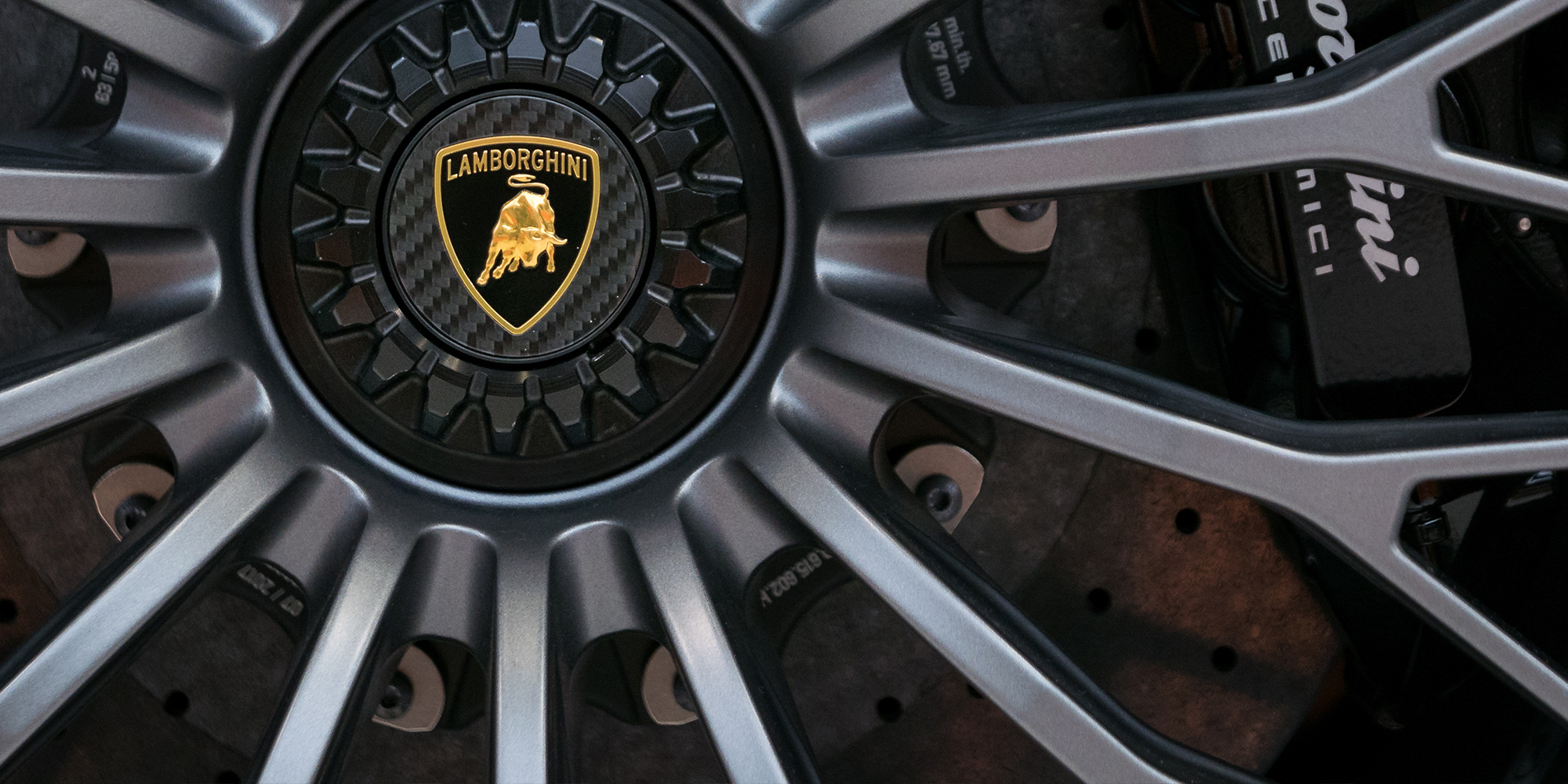 lamborghini wheel