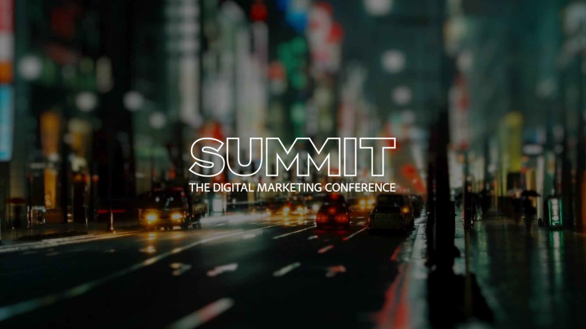 Summit - The Digital Marketing Conference