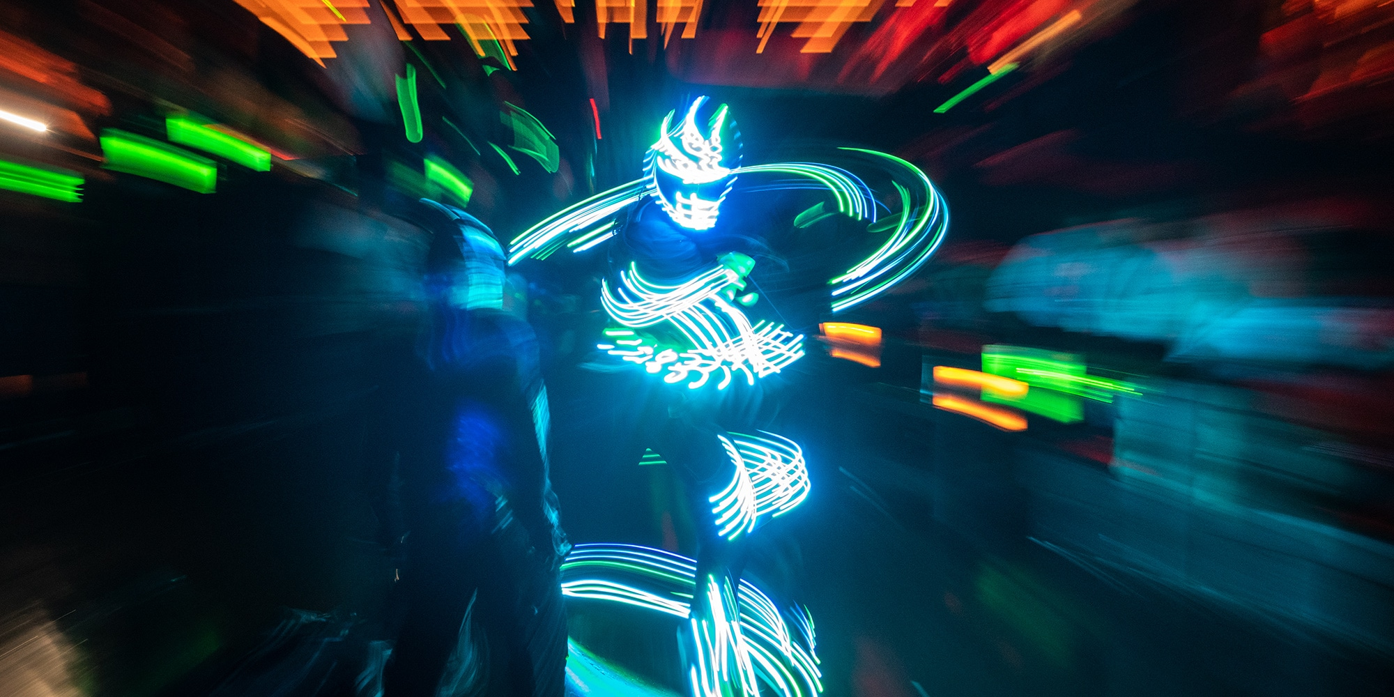 Special performance by Iluminate – they lit up the night with an incredible dance performance