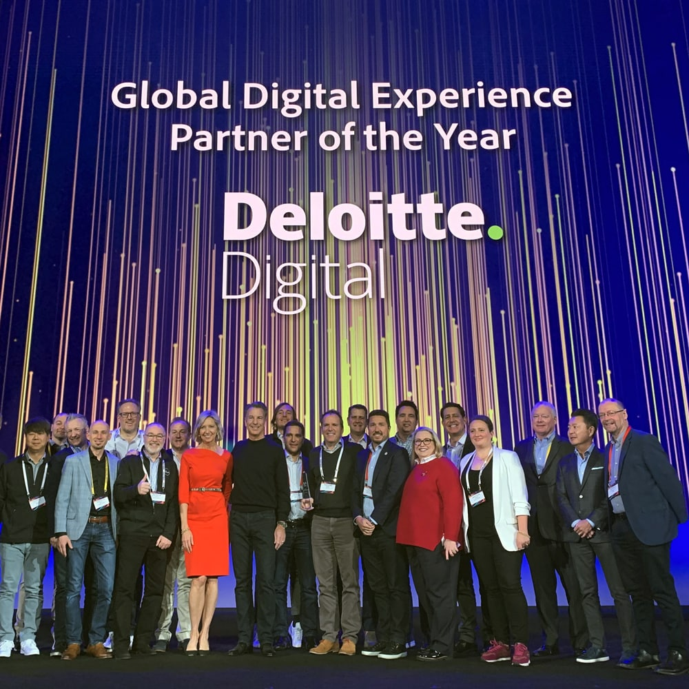 adobe partner of the year deloitte