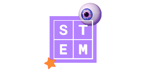ad council X she can STEM logo